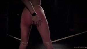 spanking slave red ass