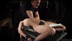 Masturbated slut