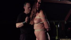 bondage slave naked bdsm