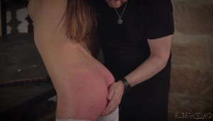 well spanked ass