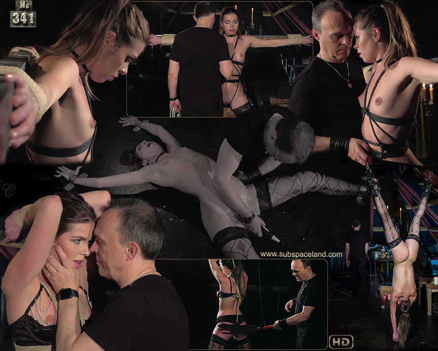 restrained-in-ropes