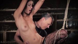 nude slave