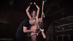 Fingering slave
