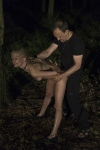 Fucking obedience into slave