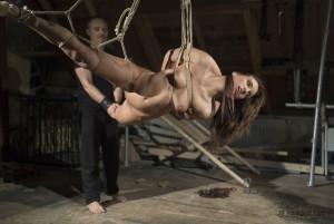 suspended bondage