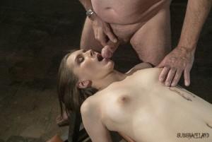 Cocksucking slave