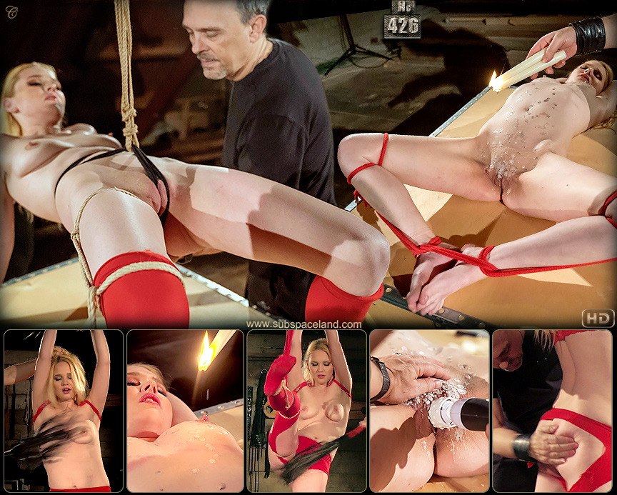 blonde-mistress-punished